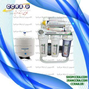 نرخ انواع دستگاه تصفیه آب اهواز