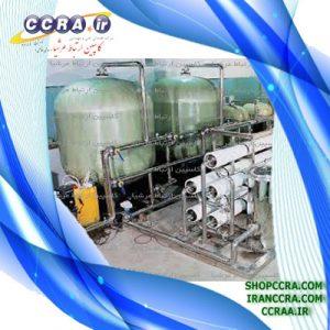 مناسب ترین تصفیه آب صنعتی استاندارد