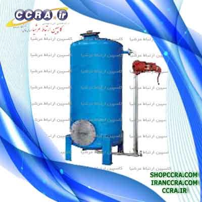 کاربرد فیلتر رزینی در صنعت تصفیه آب