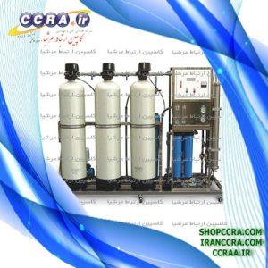 نمایندگی دستگاه تصفیه آب صنعتی