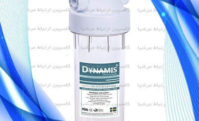 هوزینگ شفاف تصفیه آب داینامیس