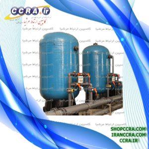 فیلترهای صنعتی تصفیه آب