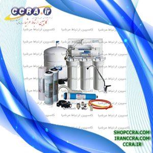 شرح قطعات دستگاه تصفیه آب خانگی(بخش اول)