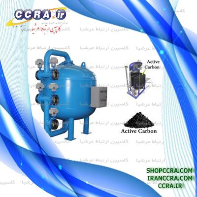 واحدهای بستر فیلتر کربن تصفیه آب صنعتی