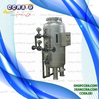 فیلتر فشار کربن اکتیو گرانول صنعتی