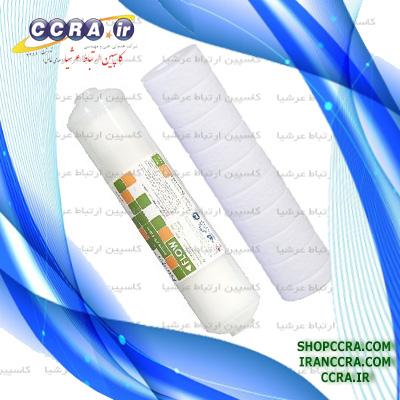 فیلتر الیافی هوزینگی و اینلاین در دستگاه تصفیه آب