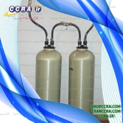 انواع فیلتر کربن اکتیو گرانول صنعتی