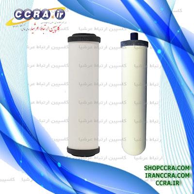 فیلتر سرامیکی در تصفیه آب